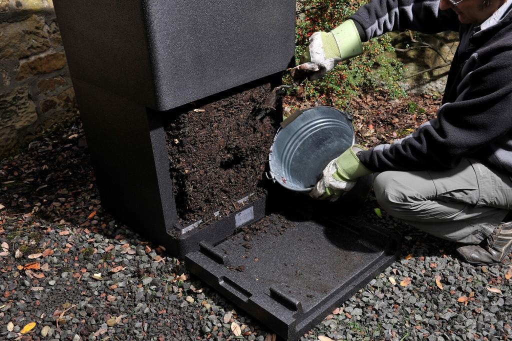 Cold composting hotbin composting blog for Compost soil