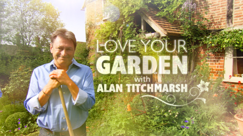 hotbin composter on Love your garden tv show